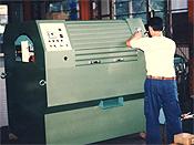 バレル研磨機製造・加工